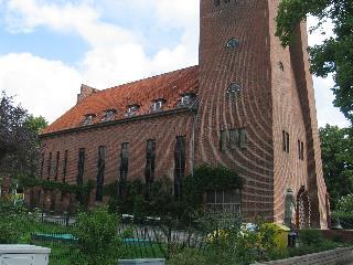 Lutherkirche Lübeck